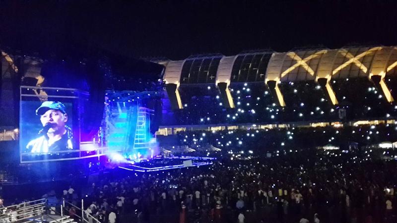 Droga, bagarini e falsi: 49 denunciati al concerto di Vasco Rossi
