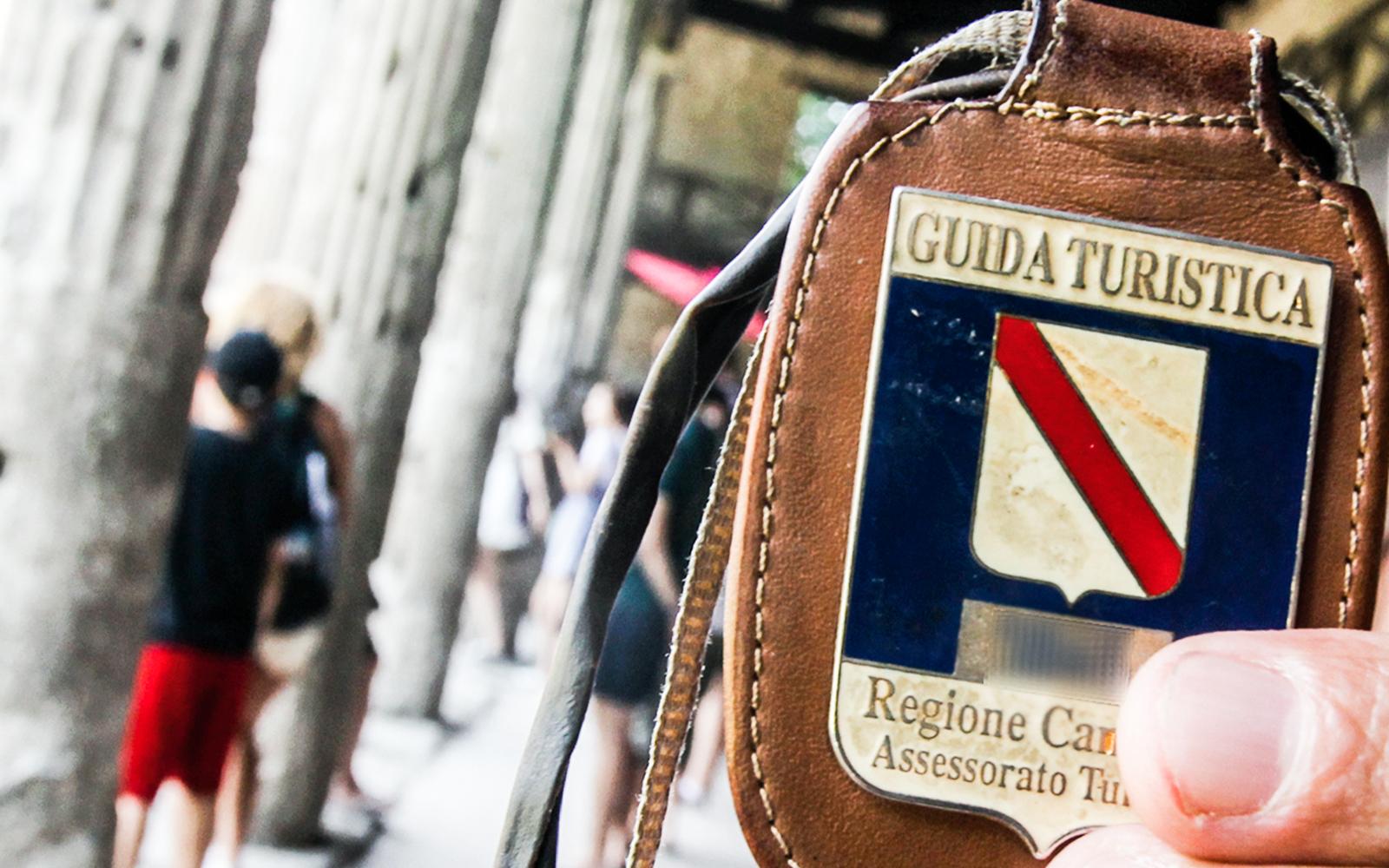 """Scavi di Pompei, protestano le guide turistiche: """"No agli abusivi"""""""